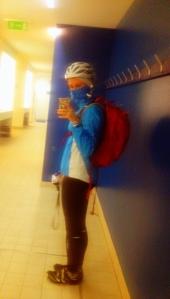 commuting gear