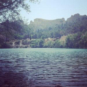orgon lake