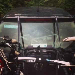 bikes in cars