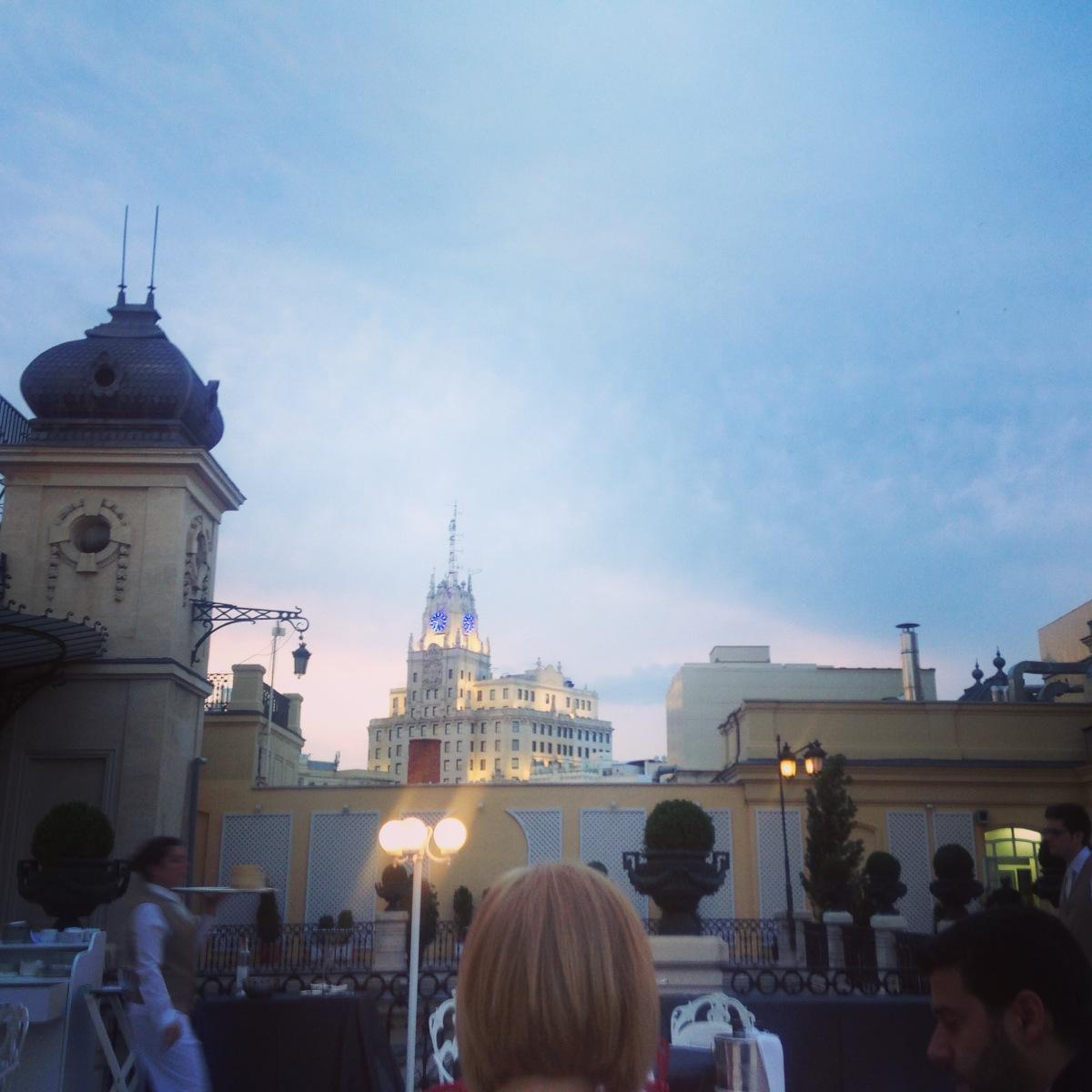 La Terraza del Casino