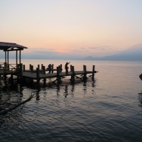 Where to stay around Lake Atitlan - San Marcos