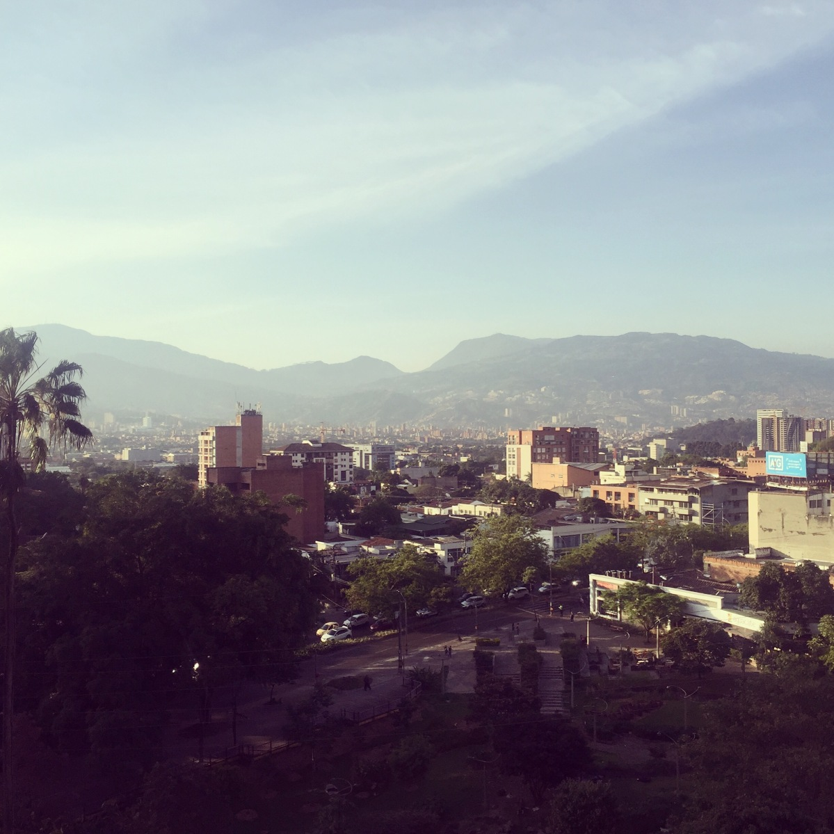 Medellin - where to eat, sleep and practice yoga