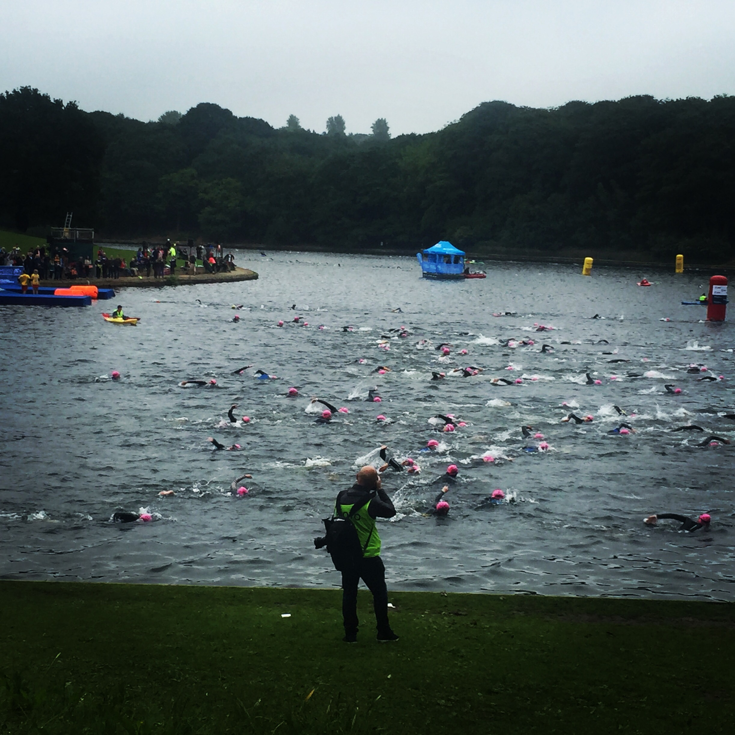 What It Was Like To Race The Leeds Wts Triathlon Reading Running Cycling