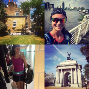 Brixton, running, ultra marathon training