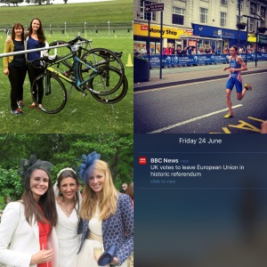 Leeds triathlon, wedding, pro triathlete, Brexit